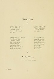 Page 8, 1897 Edition, University of North Carolina Chapel Hill - Yackety Yack Yearbook (Chapel Hill, NC) online yearbook collection
