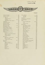 Page 11, 1915 Edition, University of North Carolina Chapel Hill - Yackety Yack Yearbook (Chapel Hill, NC) online yearbook collection