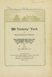 Page 7, 1919 Edition, University of North Carolina Chapel Hill - Yackety Yack Yearbook (Chapel Hill, NC) online yearbook collection