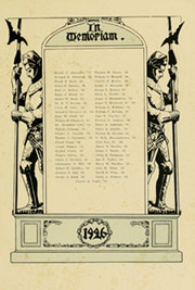 Page 15, 1926 Edition, University of North Carolina Chapel Hill - Yackety Yack Yearbook (Chapel Hill, NC) online yearbook collection