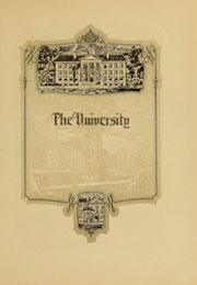 Page 15, 1928 Edition, University of North Carolina Chapel Hill - Yackety Yack Yearbook (Chapel Hill, NC) online yearbook collection