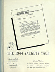 Page 7, 1944 Edition, University of North Carolina Chapel Hill - Yackety Yack Yearbook (Chapel Hill, NC) online yearbook collection