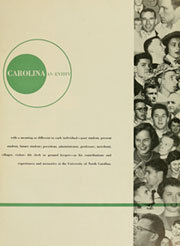 Page 7, 1952 Edition, University of North Carolina Chapel Hill - Yackety Yack Yearbook (Chapel Hill, NC) online yearbook collection