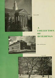 Page 8, 1952 Edition, University of North Carolina Chapel Hill - Yackety Yack Yearbook (Chapel Hill, NC) online yearbook collection