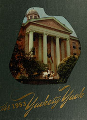 1953 Edition, University of North Carolina Chapel Hill - Yackety Yack Yearbook (Chapel Hill, NC)