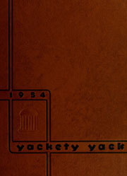 1954 Edition, University of North Carolina Chapel Hill - Yackety Yack Yearbook (Chapel Hill, NC)