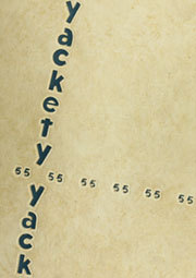1955 Edition, University of North Carolina Chapel Hill - Yackety Yack Yearbook (Chapel Hill, NC)