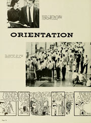 Page 14, 1956 Edition, University of North Carolina Chapel Hill - Yackety Yack Yearbook (Chapel Hill, NC) online yearbook collection