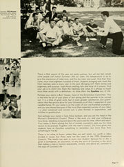 Page 15, 1956 Edition, University of North Carolina Chapel Hill - Yackety Yack Yearbook (Chapel Hill, NC) online yearbook collection