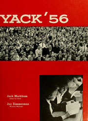 Page 7, 1956 Edition, University of North Carolina Chapel Hill - Yackety Yack Yearbook (Chapel Hill, NC) online yearbook collection