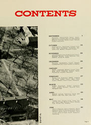 Page 9, 1956 Edition, University of North Carolina Chapel Hill - Yackety Yack Yearbook (Chapel Hill, NC) online yearbook collection