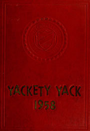 1958 Edition, University of North Carolina Chapel Hill - Yackety Yack Yearbook (Chapel Hill, NC)