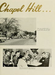 Page 11, 1958 Edition, University of North Carolina Chapel Hill - Yackety Yack Yearbook (Chapel Hill, NC) online yearbook collection
