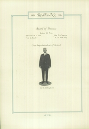 Page 16, 1926 Edition, Reno High School - Re Wa Ne Yearbook (Reno, NV) online yearbook collection