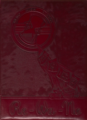 Page 1, 1953 Edition, Reno High School - Re Wa Ne Yearbook (Reno, NV) online yearbook collection