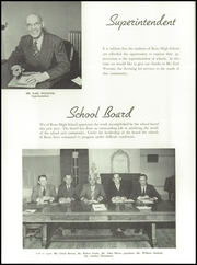 Page 10, 1953 Edition, Reno High School - Re Wa Ne Yearbook (Reno, NV) online yearbook collection