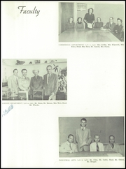 Page 17, 1953 Edition, Reno High School - Re Wa Ne Yearbook (Reno, NV) online yearbook collection