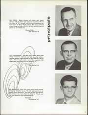 Page 9, 1957 Edition, Reno High School - Re Wa Ne Yearbook (Reno, NV) online yearbook collection