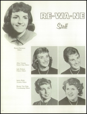 Page 8, 1958 Edition, Reno High School - Re Wa Ne Yearbook (Reno, NV) online yearbook collection