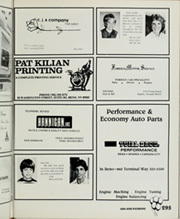 Page 299, 1983 Edition, Reno High School - Re Wa Ne Yearbook (Reno, NV) online yearbook collection