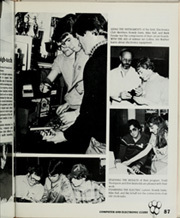Page 91, 1983 Edition, Reno High School - Re Wa Ne Yearbook (Reno, NV) online yearbook collection