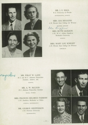 Page 16, 1948 Edition, J M Tate High School - Tahisco Yearbook (Gonzalez, FL) online yearbook collection