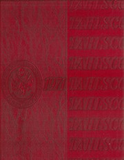 1971 Edition, J M Tate High School - Tahisco Yearbook (Gonzalez, FL)