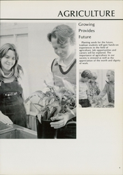 Page 13, 1981 Edition, Lealman Middle School - Stinger Yearbook (St Petersburg, FL) online yearbook collection