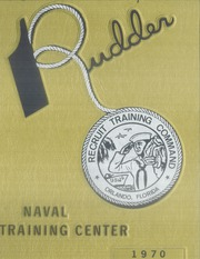 Page 1, 1970 Edition, Naval Training Center - Rudder Yearbook (Orlando, FL) online yearbook collection
