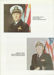 Page 10, 1970 Edition, Naval Training Center - Rudder Yearbook (Orlando, FL) online yearbook collection