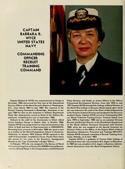 Page 10, 1984 Edition, Naval Training Center - Rudder Yearbook (Orlando, FL) online yearbook collection