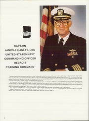 Page 10, 1988 Edition, Naval Training Center - Rudder Yearbook (Orlando, FL) online yearbook collection