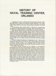 Page 9, 1988 Edition, Naval Training Center - Rudder Yearbook (Orlando, FL) online yearbook collection