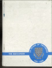 1986 Edition, Berkeley Preparatory High School - Buccaneer Yearbook (Tampa, FL)