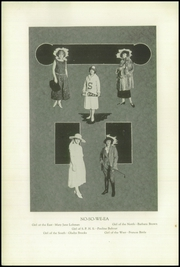 Page 8, 1923 Edition, St Petersburg High School - No So We Ea Yearbook (St Petersburg, FL) online yearbook collection