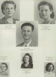 Page 15, 1947 Edition, St Petersburg High School - No So We Ea Yearbook (St Petersburg, FL) online yearbook collection