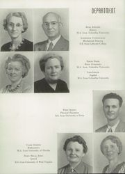 Page 16, 1947 Edition, St Petersburg High School - No So We Ea Yearbook (St Petersburg, FL) online yearbook collection
