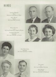 Page 17, 1947 Edition, St Petersburg High School - No So We Ea Yearbook (St Petersburg, FL) online yearbook collection