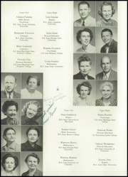 Page 16, 1949 Edition, St Petersburg High School - No So We Ea Yearbook (St Petersburg, FL) online yearbook collection