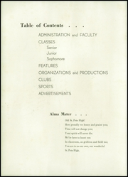 Page 8, 1949 Edition, St Petersburg High School - No So We Ea Yearbook (St Petersburg, FL) online yearbook collection