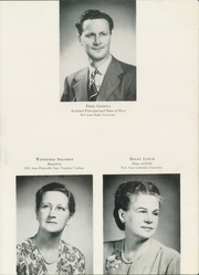 Page 15, 1950 Edition, St Petersburg High School - No So We Ea Yearbook (St Petersburg, FL) online yearbook collection