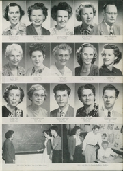 Page 17, 1950 Edition, St Petersburg High School - No So We Ea Yearbook (St Petersburg, FL) online yearbook collection
