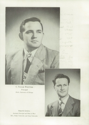 Page 11, 1951 Edition, St Petersburg High School - No So We Ea Yearbook (St Petersburg, FL) online yearbook collection