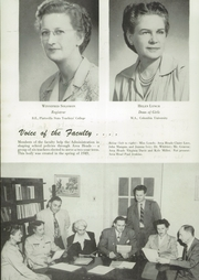 Page 12, 1951 Edition, St Petersburg High School - No So We Ea Yearbook (St Petersburg, FL) online yearbook collection