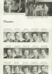 Page 13, 1951 Edition, St Petersburg High School - No So We Ea Yearbook (St Petersburg, FL) online yearbook collection