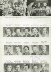 Page 14, 1951 Edition, St Petersburg High School - No So We Ea Yearbook (St Petersburg, FL) online yearbook collection