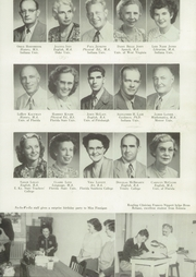 Page 15, 1951 Edition, St Petersburg High School - No So We Ea Yearbook (St Petersburg, FL) online yearbook collection