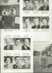 Page 16, 1951 Edition, St Petersburg High School - No So We Ea Yearbook (St Petersburg, FL) online yearbook collection