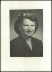 Page 10, 1952 Edition, St Petersburg High School - No So We Ea Yearbook (St Petersburg, FL) online yearbook collection