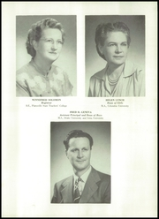 Page 13, 1952 Edition, St Petersburg High School - No So We Ea Yearbook (St Petersburg, FL) online yearbook collection